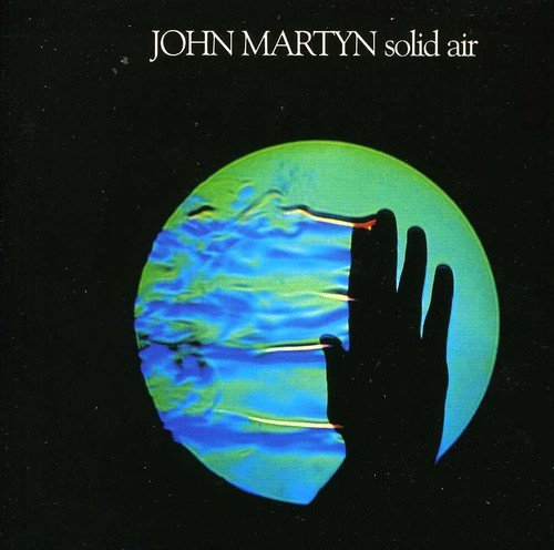 solid air john martyn record album cover design music