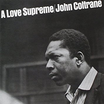 john coltrane a love supreme record album cover design music
