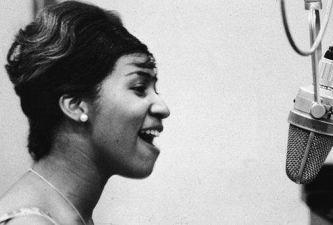 aretha franklin singer soul