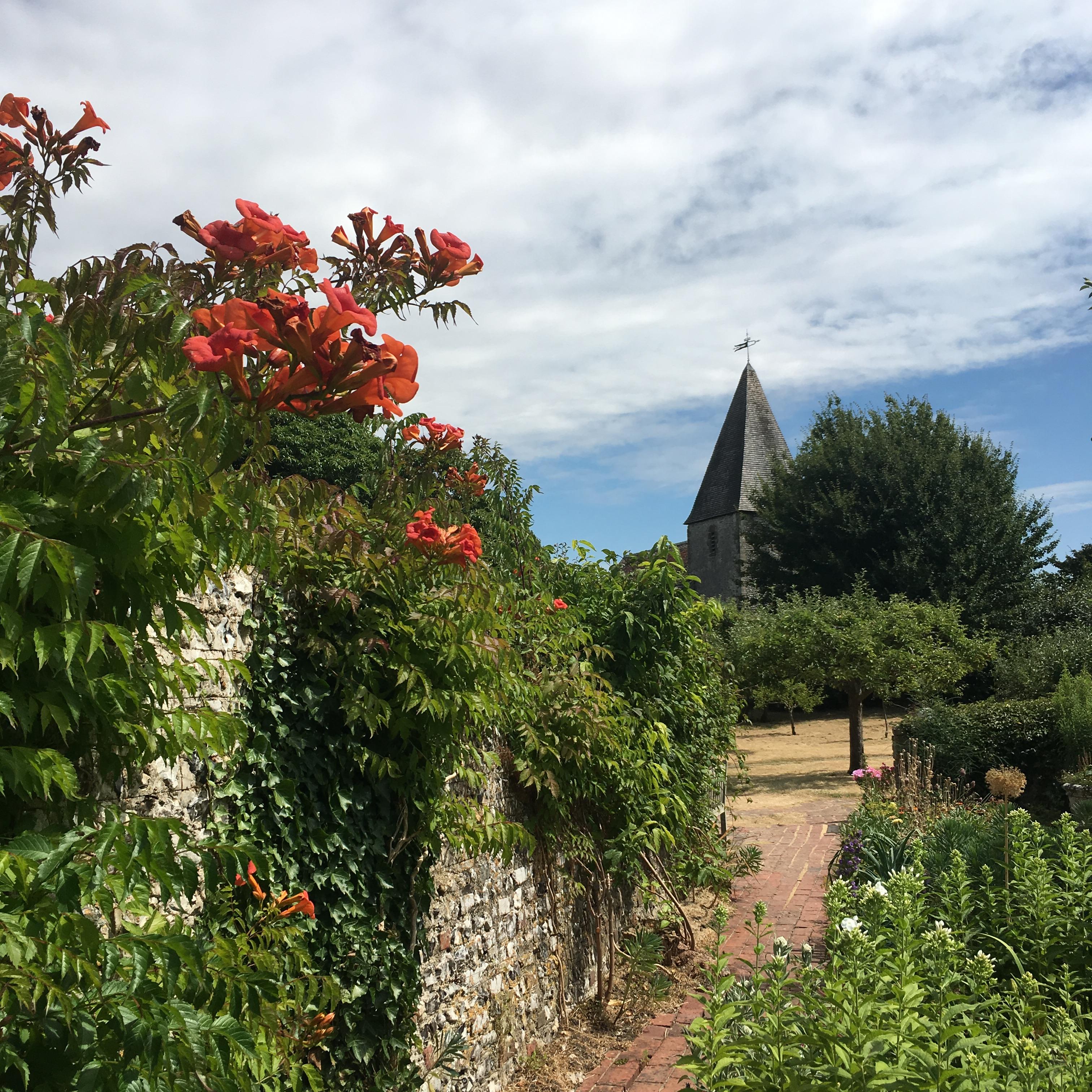 IMG_4340 garden of monks house rodmell virginia woolf