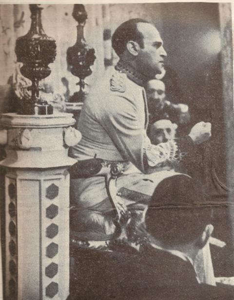 King of Lampedusa yiddish play