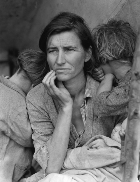 Photograph Dorothea Lange Migrant Mother
