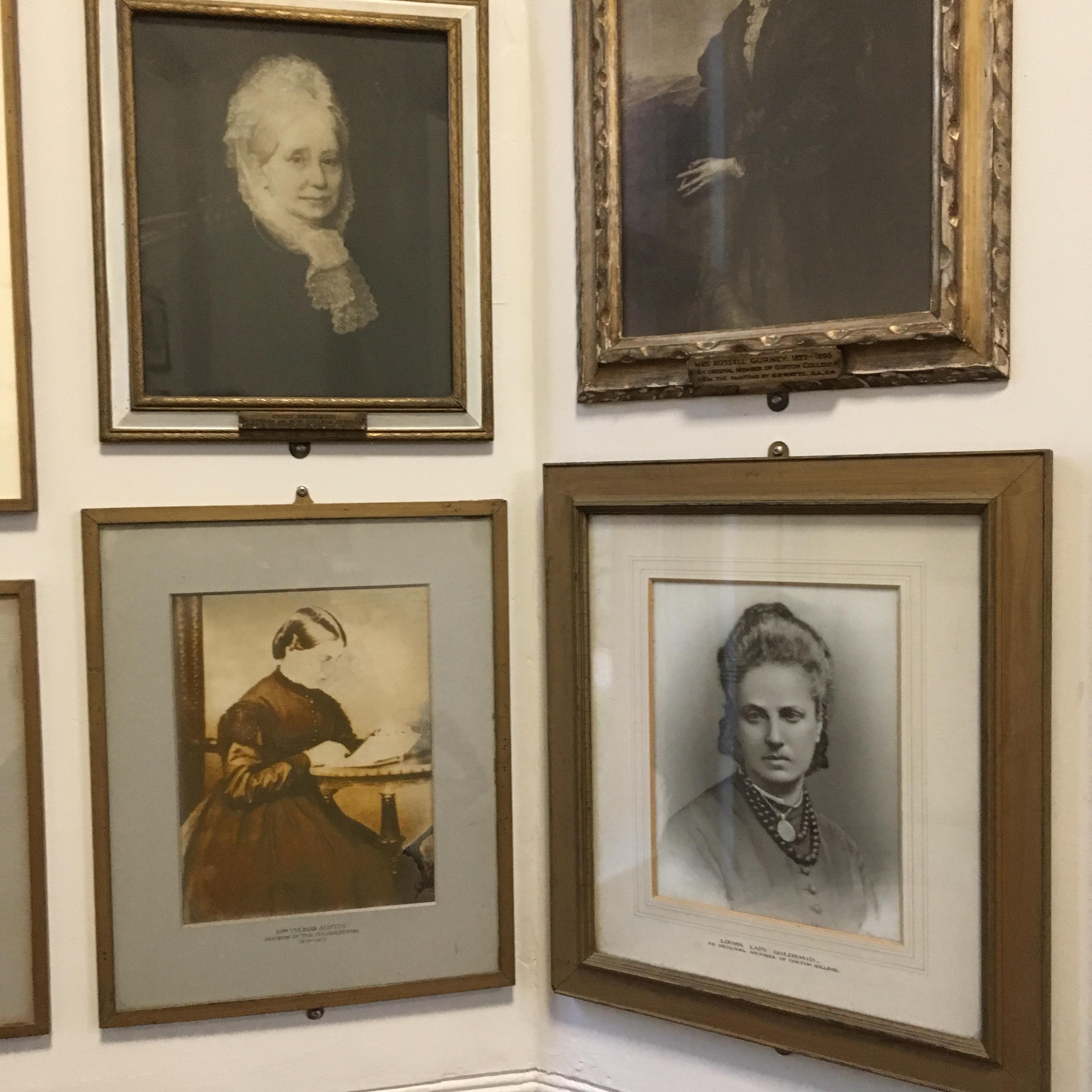 Girton College Cambridge officials mistress