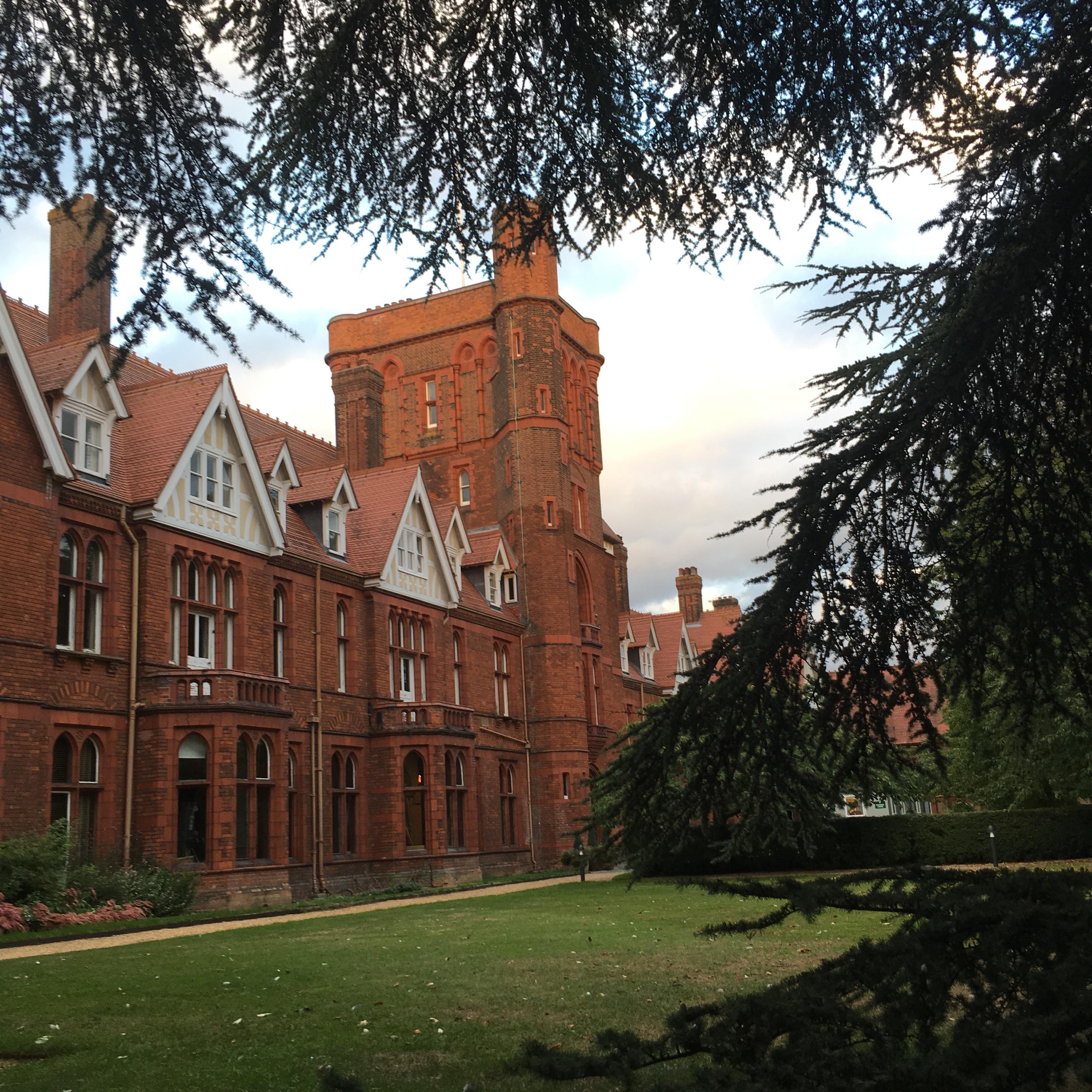 Girton College Cambridge September 2018