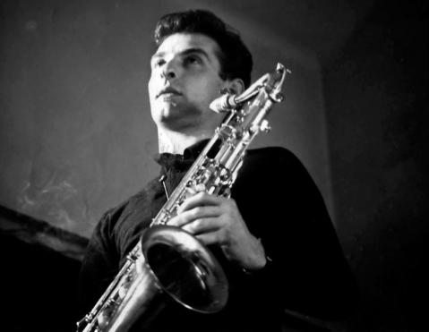 Bobby Wellins saxophonist