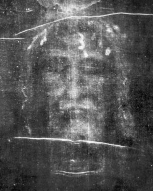 Turin Shroud Face