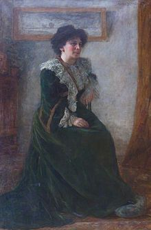 Helena_Arsène_Darmesteter_-_Portrait_of_Hertha_Ayrton