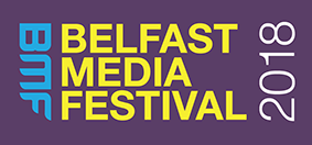 belfast media festival 2018 logo