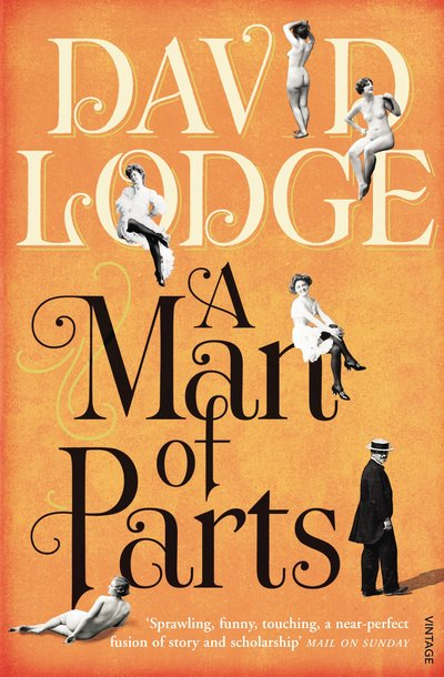 david lodge a man of parts novel hg wells cover