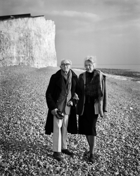 photographers Thurston Hopkins and Grace Robertson by harry borden