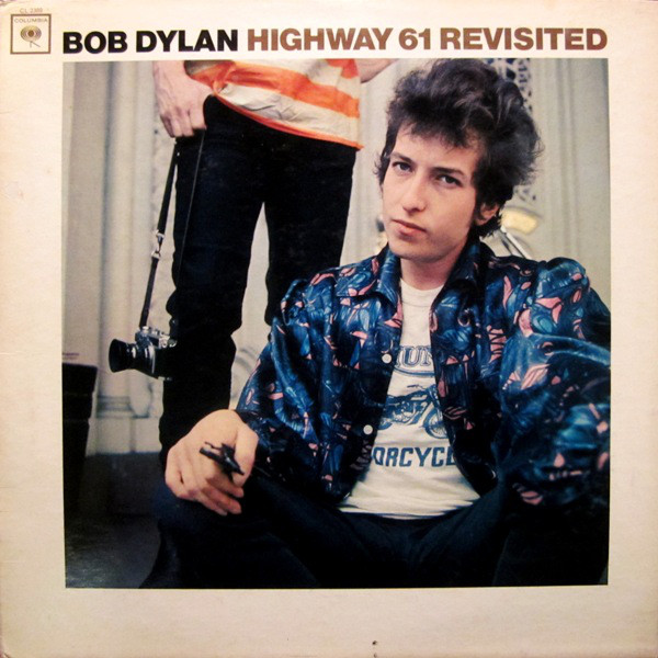 highway 61 revisited bob dylan bobby neuwirth LP cover