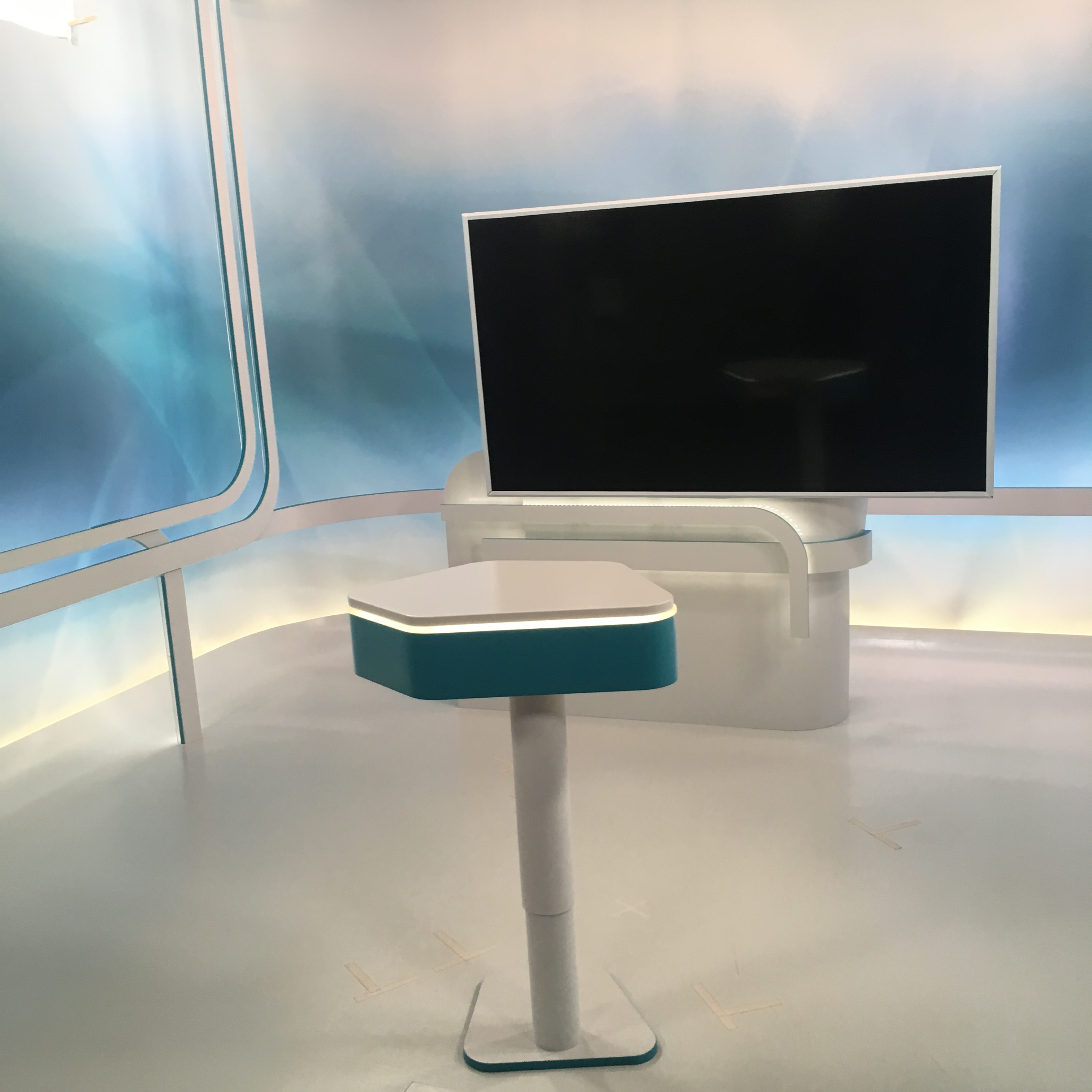 yle news studio tampere finland