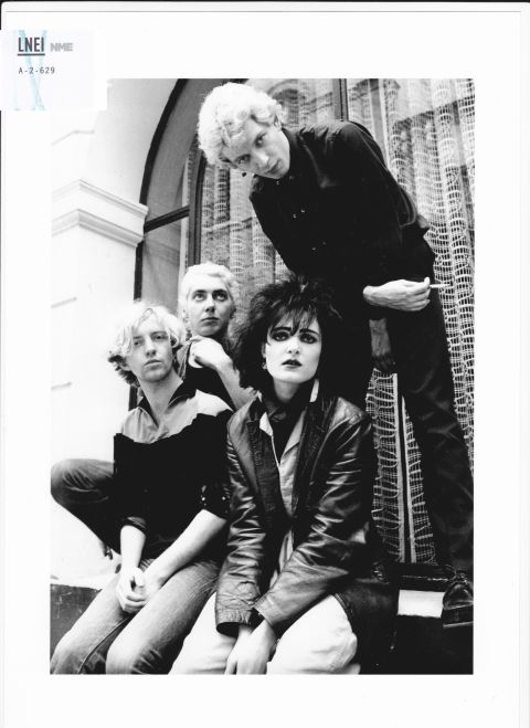 siouxsie and the banshees paris 1980