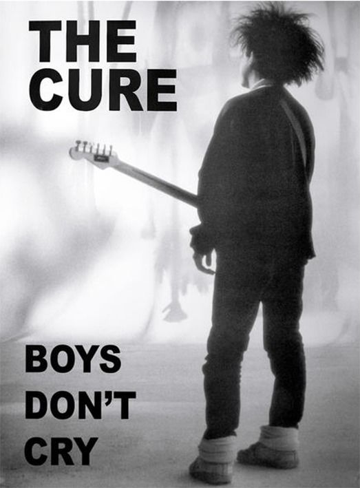 the cure boys dont cry