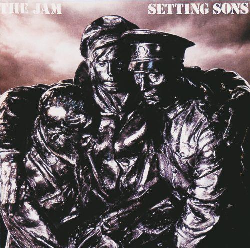 the jam setting sons album LP record vinyl cover