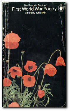 the penguin book of first world war poetry cover