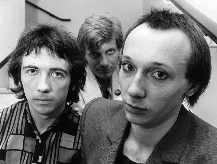 Pete Shelley, Tony Wilson, Howard Devoto - Buzzcocks