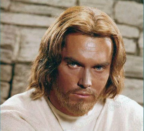 Jeffrey Hunter in 'King of Kings' (1961) Directed by Nicholas Ray