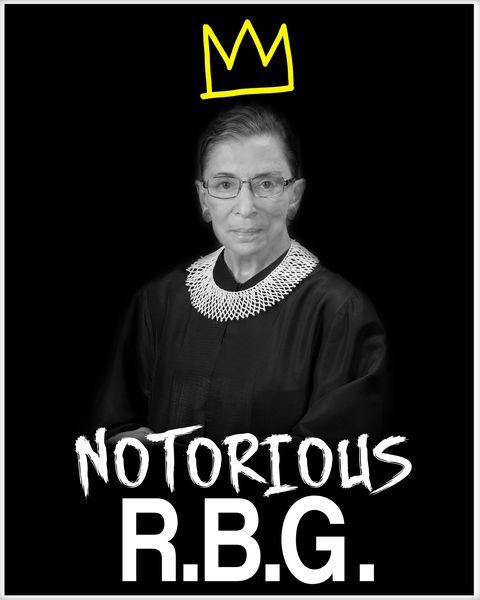 RBG Ruth Bader Ginsburg