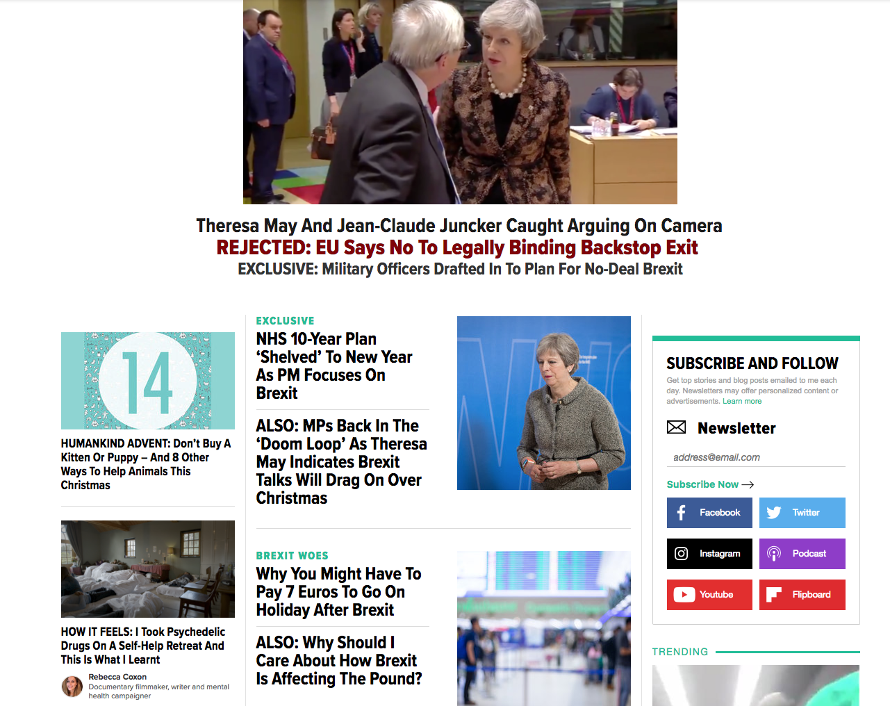 Huffington Post Screenshot 2018-12-14 17.14.36