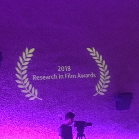 AHRC Research in Film Awards 2018 at BAFTA