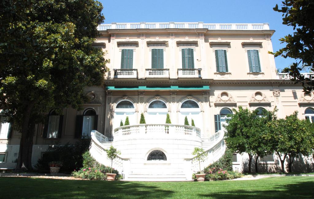 villa wolkonsky British Ambassador's residence rome
