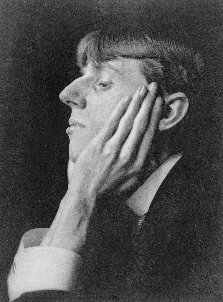 Aubrey Beardsley (1872 – 1898) by Frederick H. Evans (c.1894)