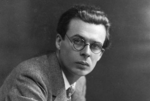 Aldous Huxley writer