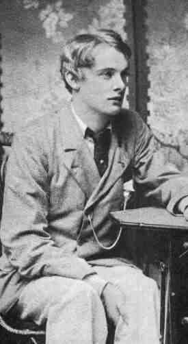 Lord Alfred 'Bosie' Douglas (1870–1945) is best known as Oscar Wilde's lover, and is often blamed for his downfall.