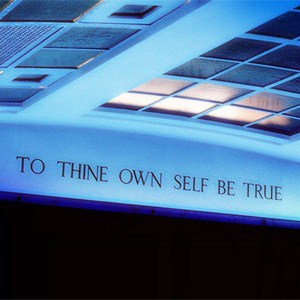 Conway Hall to thine own self be true hamlet