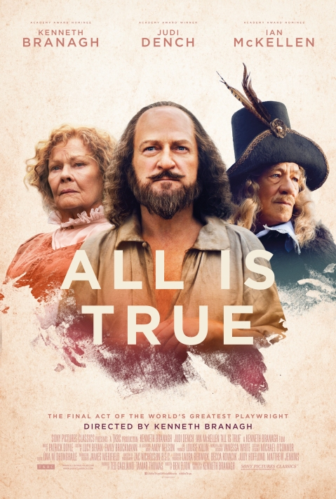 all is true poster kenneth branagh film movie