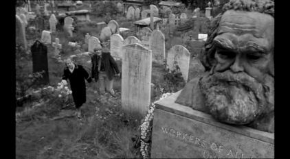Morgan: a suitable case for treatment karl marx tomb 1966 movie film