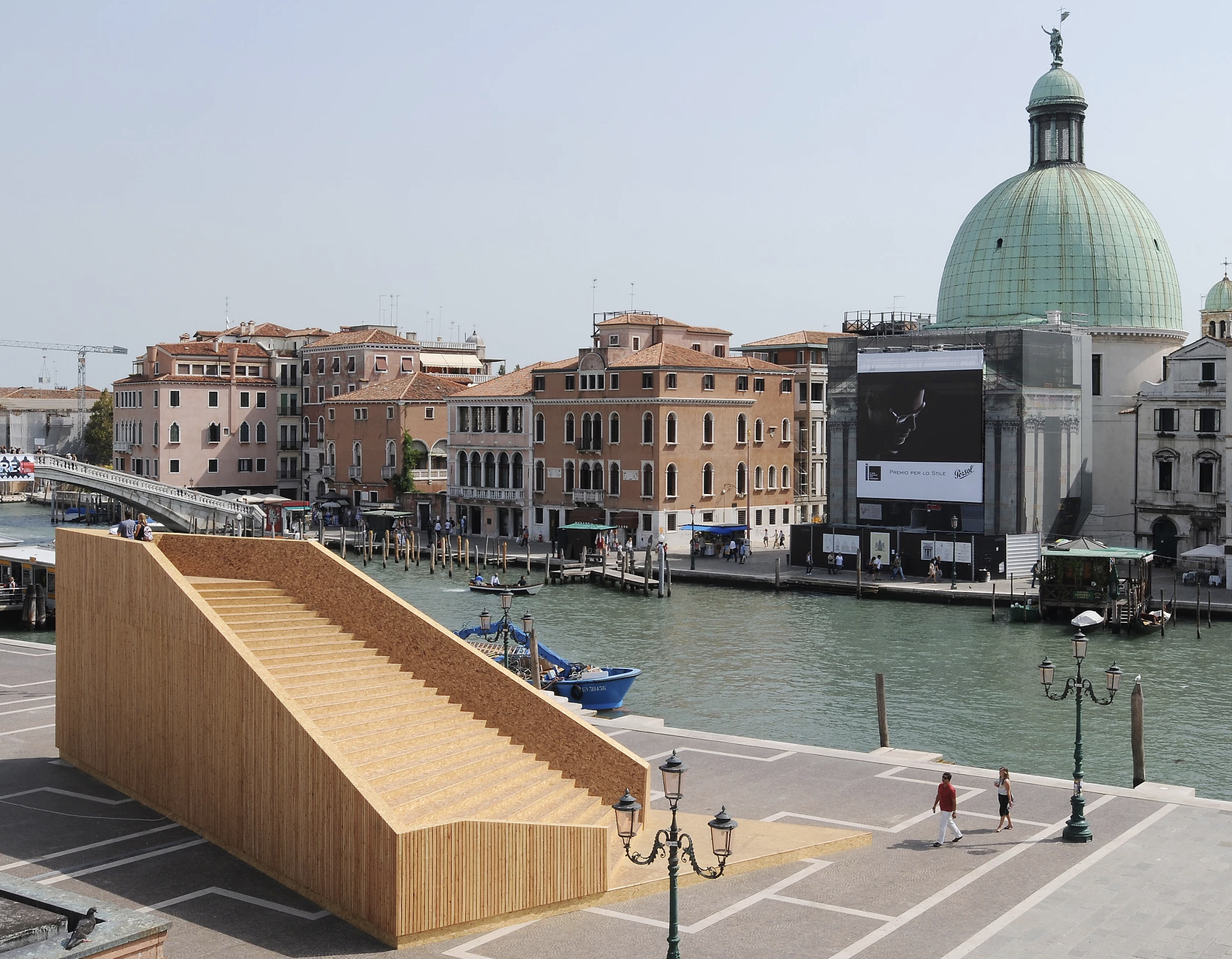 2008 / A Gathering Space / Scotland at Venice Biennale of Architecture - curated by Patricia Fleming