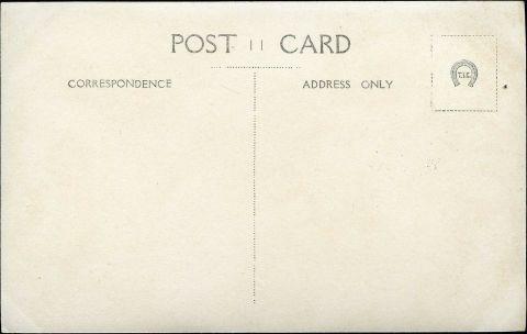 TIC postcard markings logo mark brand