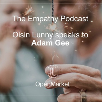the empathy podcast oisin lunny adam gee