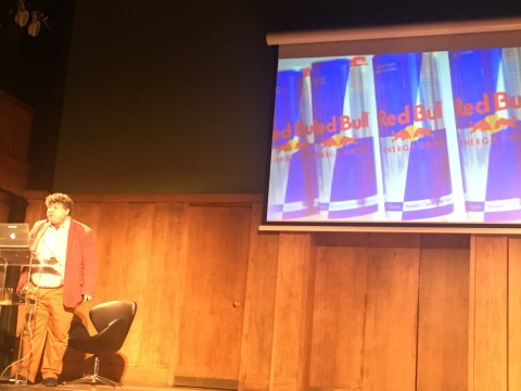 Rory sutherland conway hall how to academy 17th April 2019 talk red bull