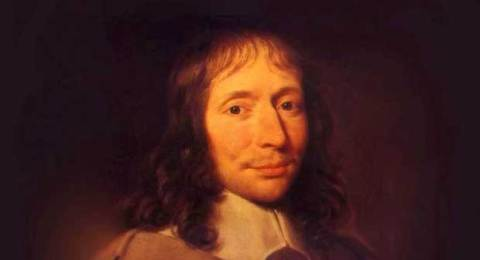 Blaise Pascal (French mathematician & philosopher)