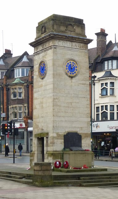golders green clock tower
