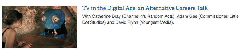 tv in the digital age careers talk bfi and radio times television festival 2019