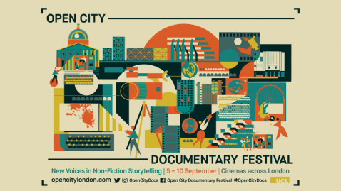 open city documentary festival poster
