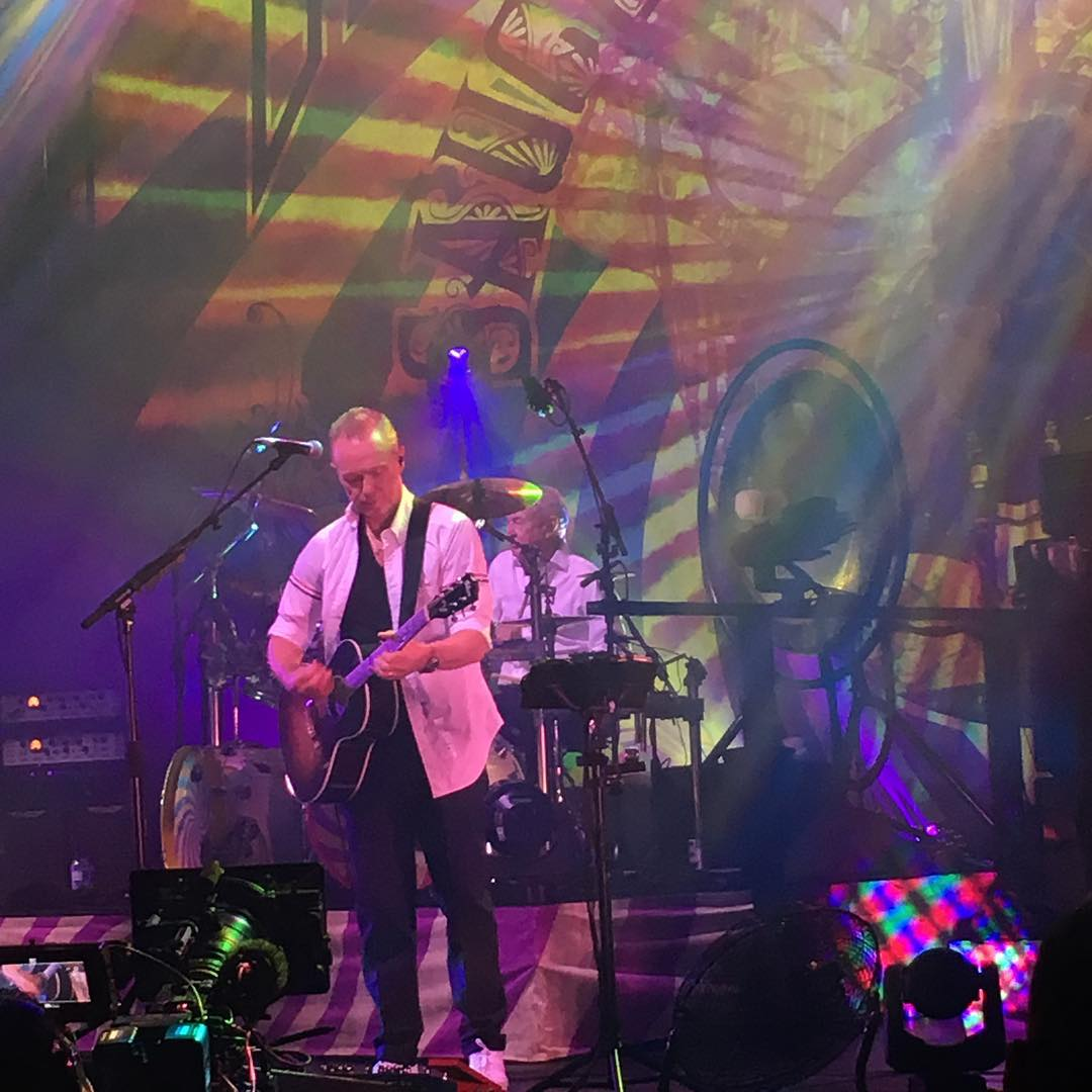 Nick Masons Saucerful of Secrets Roundhouse London 4 May 2019