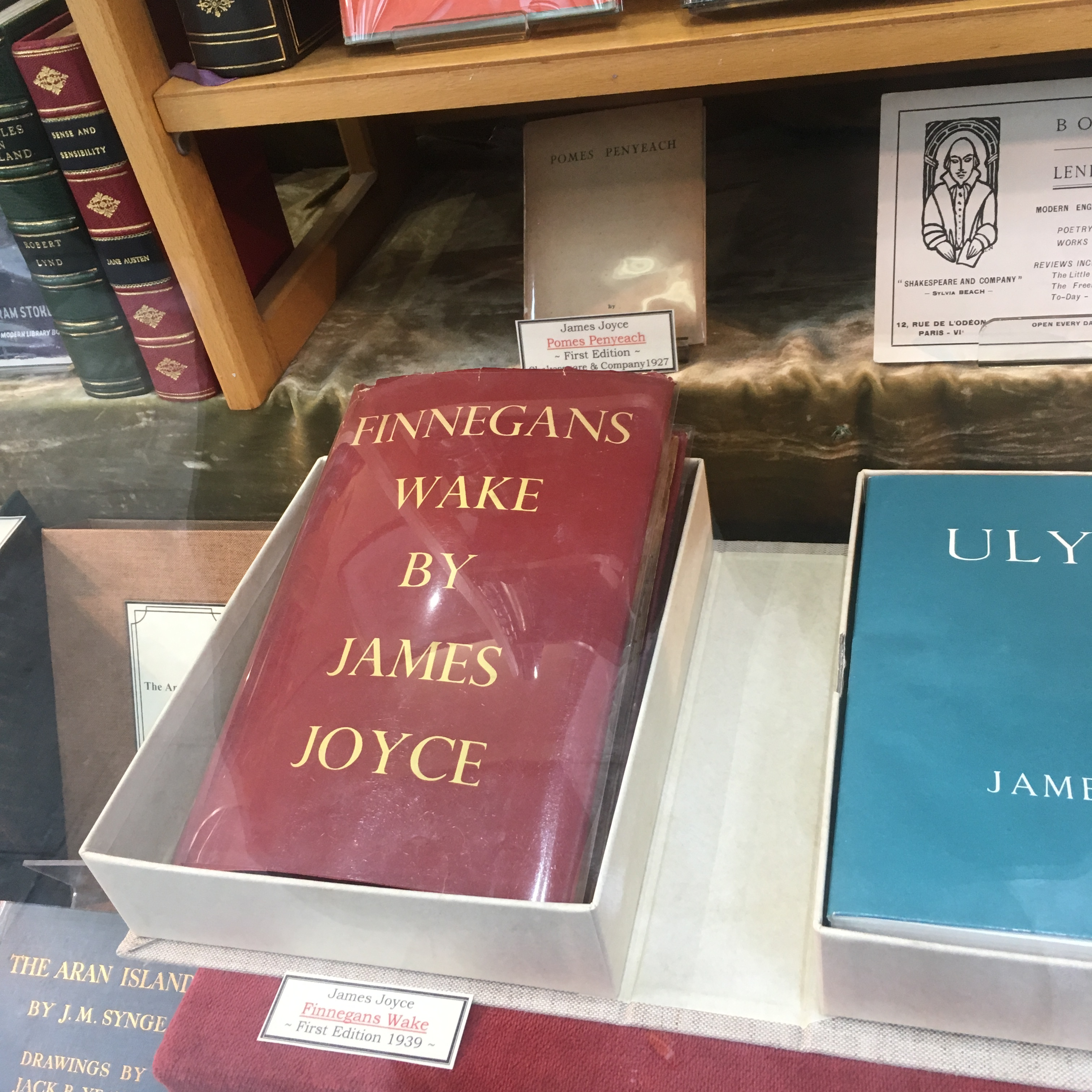 IMG_6382 finnegans wake 1st edition 1939 james joyce
