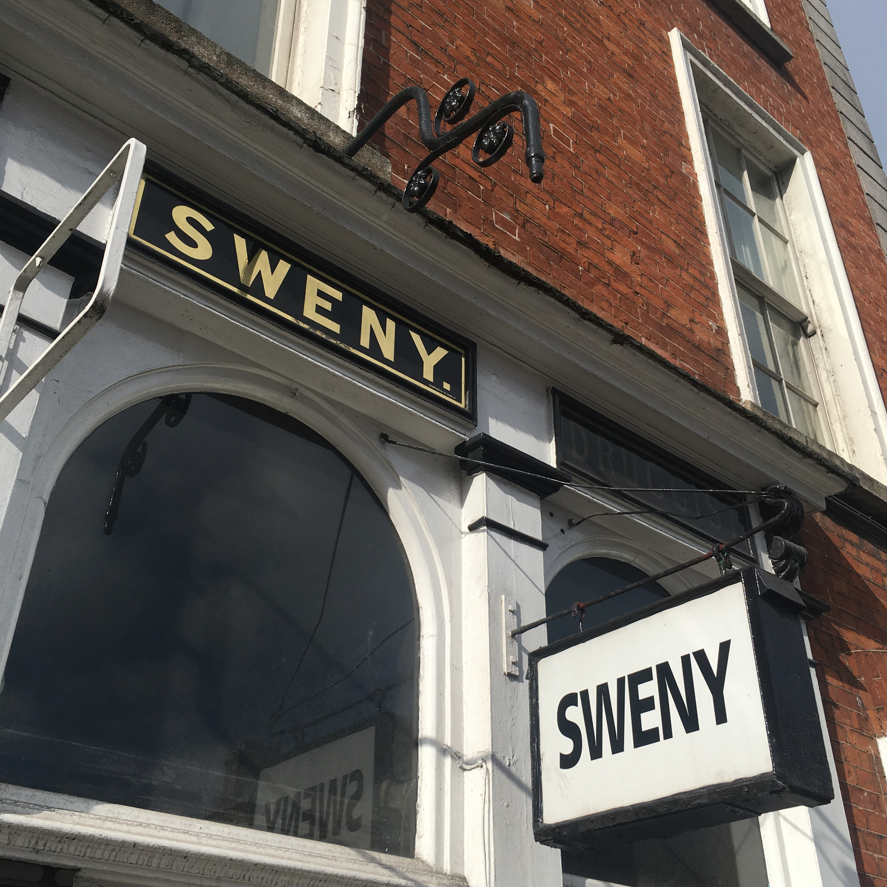 Sweny's chemist pharmacist drugsture Dublin Ulysses James Joyce