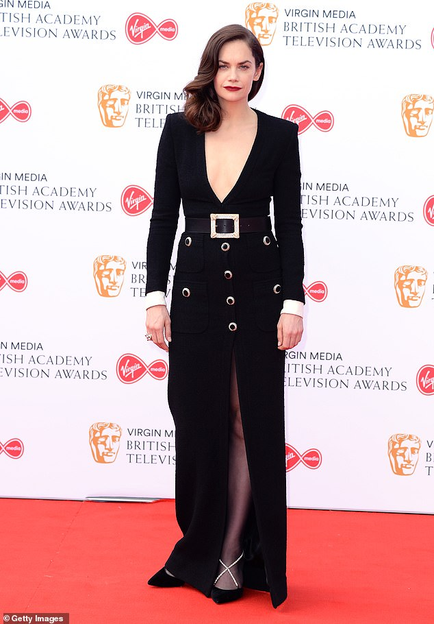 Ruth_Wilson_tv bafta awards 2019 actress