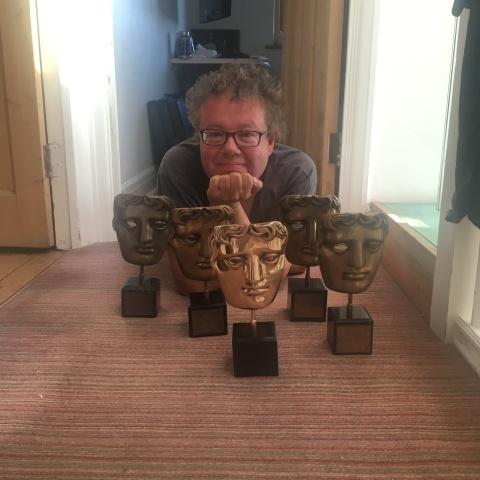 adam gee 5 bafta awards