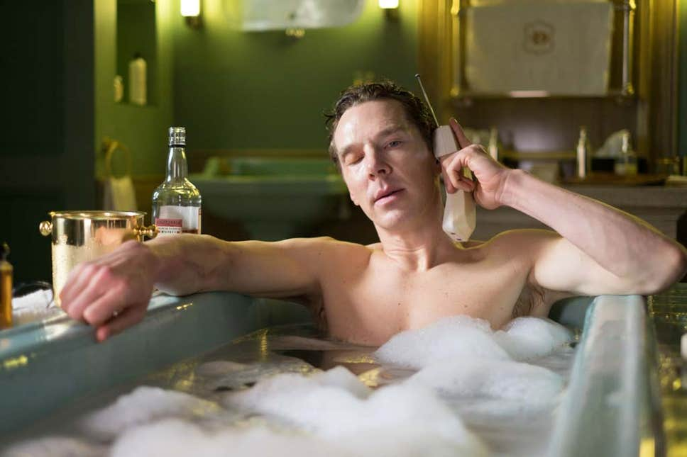 patrick melrose benedict cumberbatch actor bath phone