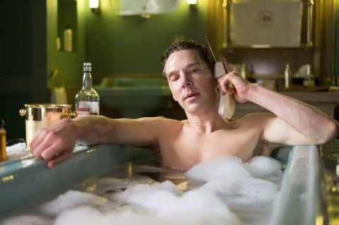 patrick melrose benedict cumberbatch actor bath phone