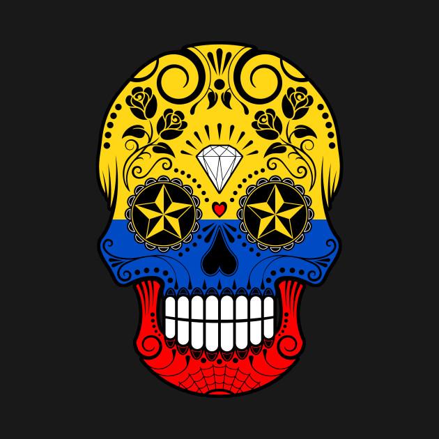 colombian skull
