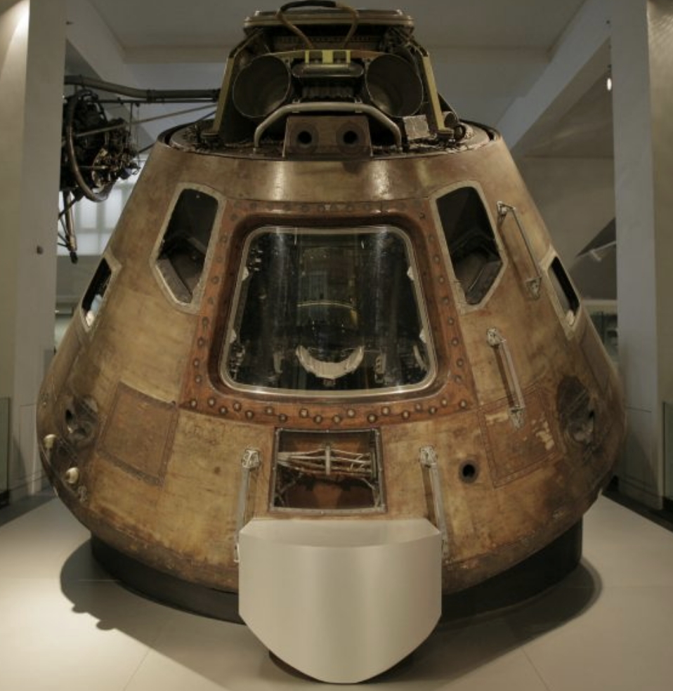 Apollo 10 Command Module | Science Museum