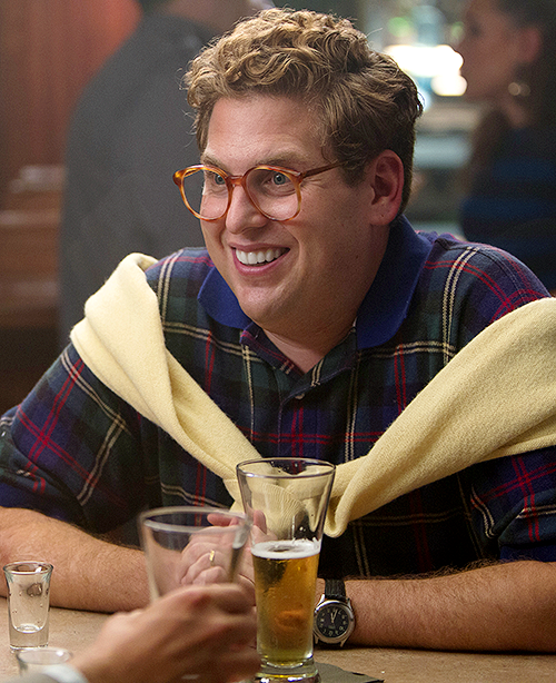 jonah hill actor wolf of wall street